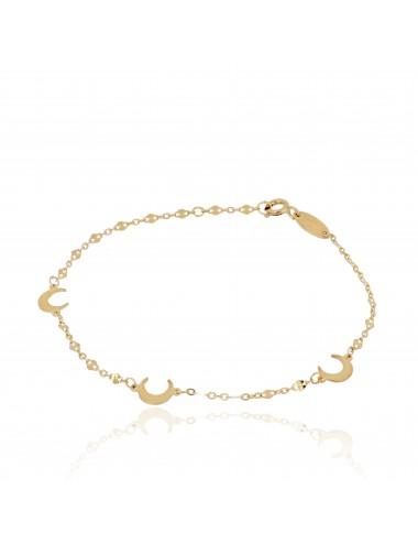 Bracciale donna Oro 375‰...